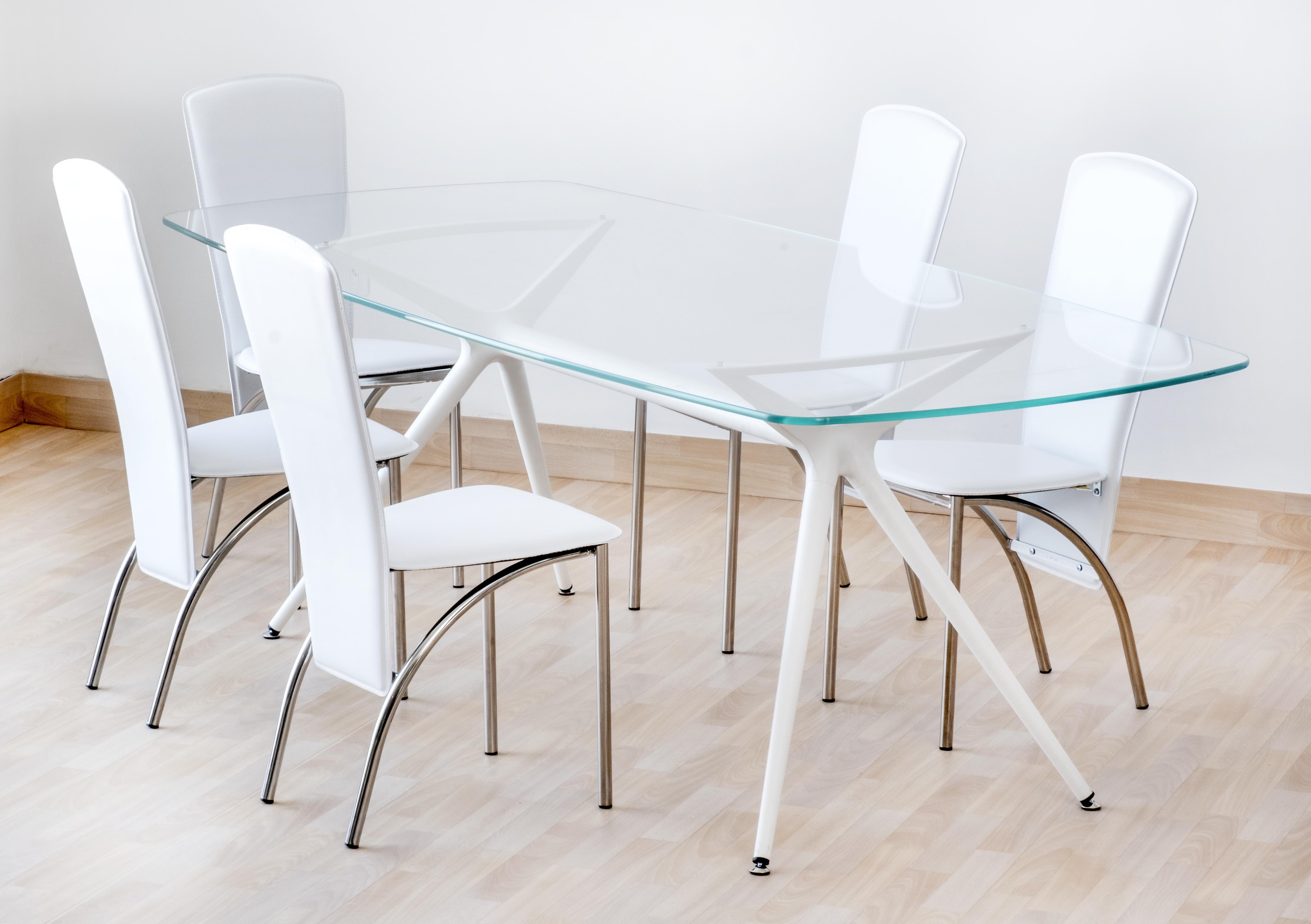 Tables de reunion non modulaire archives interieurs - Table de reunion design ...