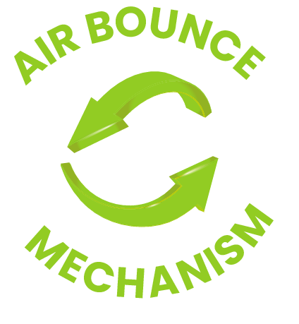 air bounce mechanism icon